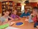 Lekcja biblioteczna dla klasy III