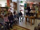 Spotkanie autorskie z Jarosławem Siekiem